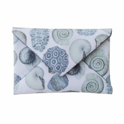 Original fabric Coral collection card case B