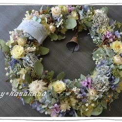 happy bell wreath