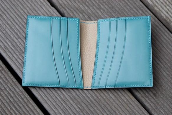 碧いサイフをはてなブックマークに追加 碧いサイフ|財布・長財布|ハンドメイド通販・販売のCree