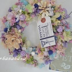 wreath「キャンディポップ」