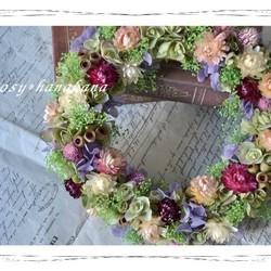 M様へ wreath「プティ」
