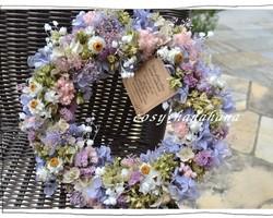 野乃花wreath