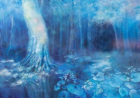 樹木のある風景 -宝登山から- - 樹木との出会い