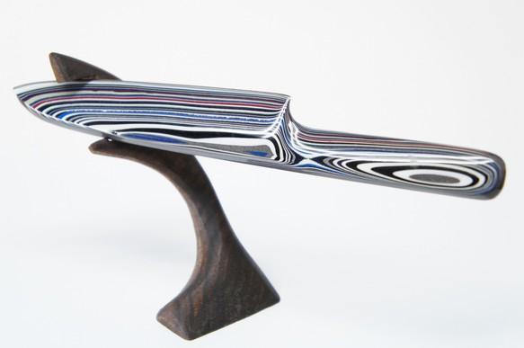 レジンダマスカスナイフ 2 | yuyaのその他アート