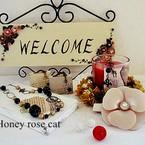 Honey rose cat