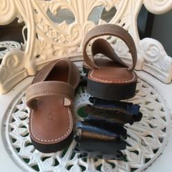 靴擦れしない長く歩ける本革オーダーメイドサンダル★☆|シューズ・靴|3LDK|ハンドメイド通販・販売のCreema