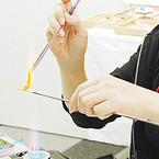 Glass Bead Harumi